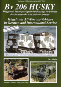 Tankograd Militärfahrzeug Spezial No. 5015: Hägglunds All-Terrain-Vehicles in German and International Service