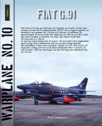 Warplane No. 10: Fiat G. 91