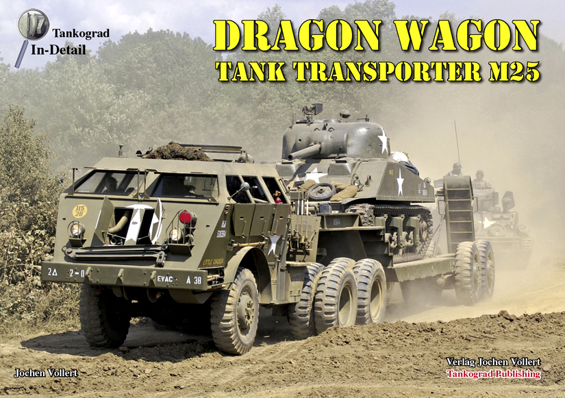 Tankograd in Detail: Dragon Wagon Tank Transporter M25