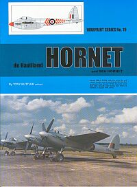 Warpaint No. 19: de Havilland HORNET and SEA HORNET