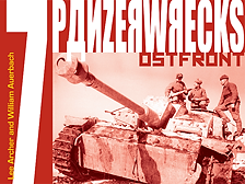 Panzerwrecks 07 - German Armour 1944-45: Ostfront