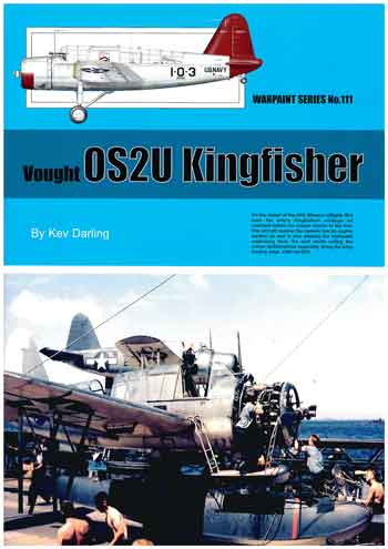 Warpaint No. 111: Vought OS2U Kingfisher