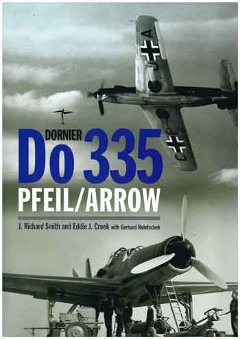 Dornier Do 335 Pfeil /Arrow