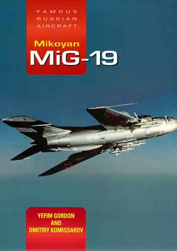 Famous Russian Aircraft Mikoyan MiG-19
