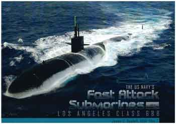 The US Navy's Fast Attack Submarines Vol.1: Los Angeles Class 688