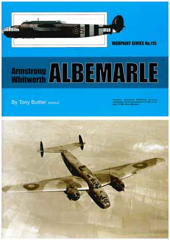 Warpaint No. 115: Albemarle Armstrong Whitworth