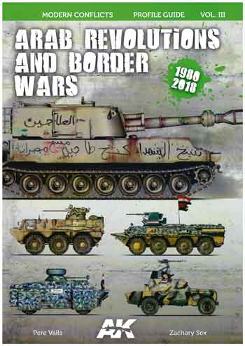 Modern Conflicts Prof. Guide Vol. 3: Arab Revolutions and Border Wars 1980 - 2018