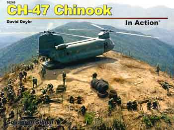 Squadron Signal 10248: CH-47 Chinook