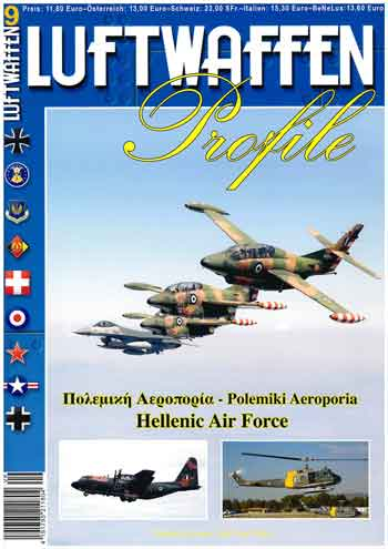 Luftwaffen Profile 09: Hellenic Air Force