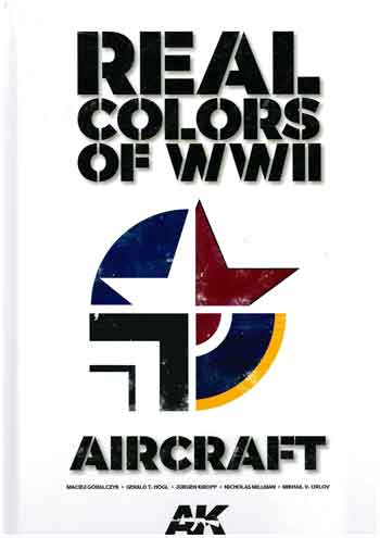 Real Colors of WW II. Aircraft