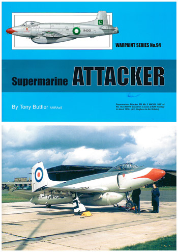Warpaint No. 94: Supermarine Attacker