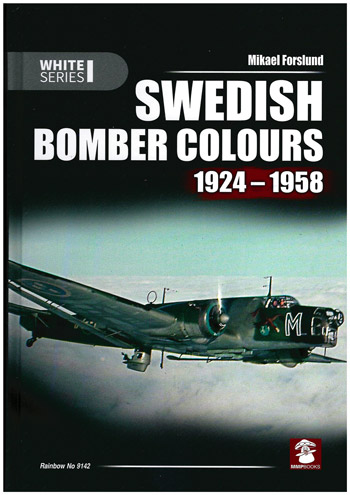 Swedish Bomber Colors 1924-1958. White Series