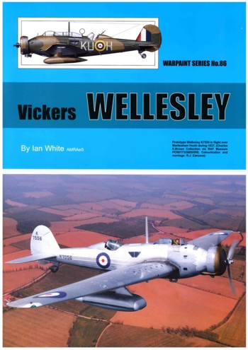 Warpaint No. 86: Vickers Wellesly