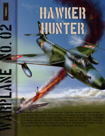 Warplane No. 02: Hawker Hunter