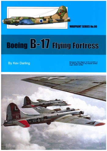 Warpaint No. 90: Boeing B-17 Flying Fortress