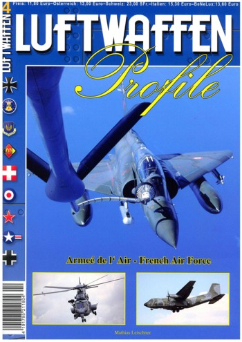 Luftwaffen Profile 04: Armée de l'Air/French Air Force