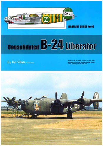 Warpaint No. 96: Consolidated B-24 Liberator