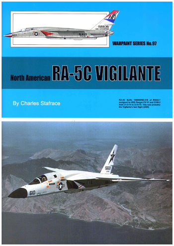 Warpaint No. 97: North American RA-5C Vigilante