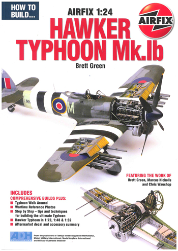 How to build Airfix 1:24 HawkerTyphoon Mk.Ib