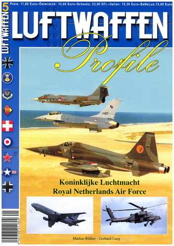 Luftwaffen Profile 05: Koninklijke Luchtmacht - Royal Netherlands Air Force