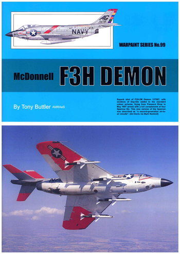 Warpaint No. 99: McDonnell F3H Demon
