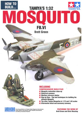 How to build Tamiya\'s 1:32 Mosquito FB.VI