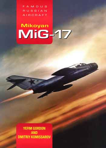 Famous Russian Aircraft Mikoyan MiG-17