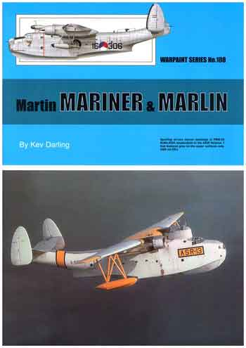Warpaint No. 108: Martin Mariner & Marlin