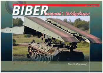 Biber Leopard 1 Bridgelayer. Model Foto Focus