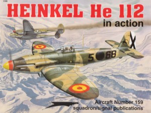 Aircraft in Action 1159: Heinkel He 112