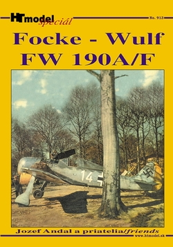 Focke-Wulf Fw 190 A/F/G/S (HT Model Special No. 916, revised reprint of no. 913)