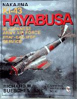 Ki-43 Hayabusa in Japanese Army Air Force Service