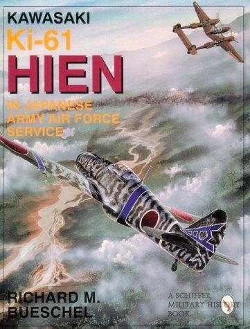Ki-61 Hien/Tony in Japanese Army Air Force Service