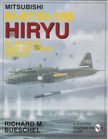 Ki-67/Ki-109 Hiryu in Japanese Army Air Force Service