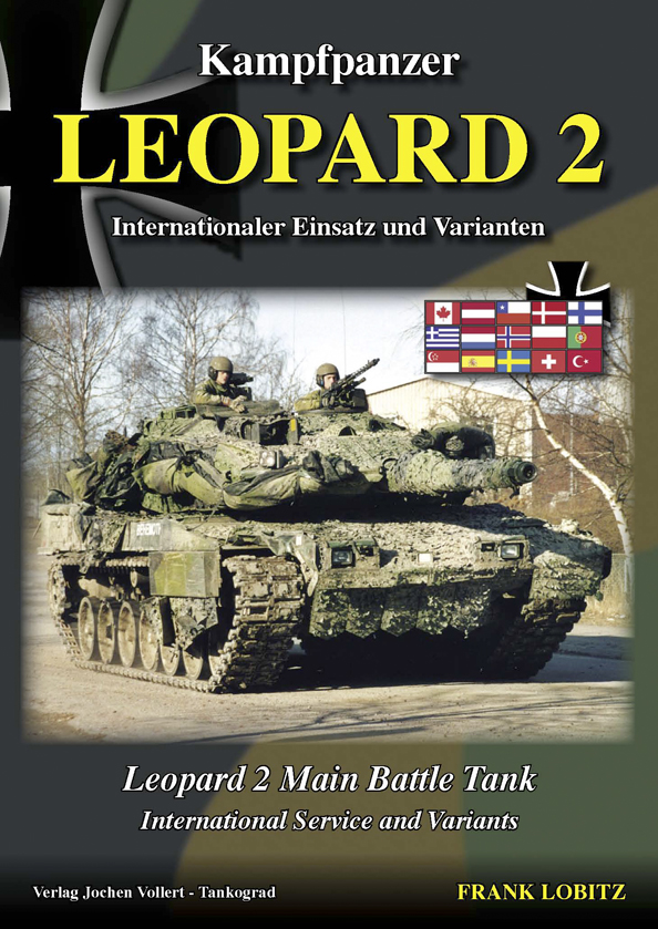Leopard 2 Main Battle Tank - International Service and Variants