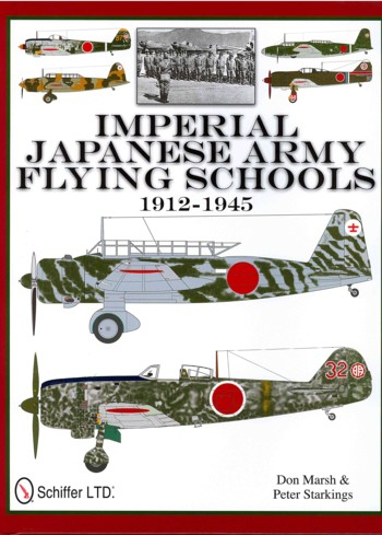 Imperial Japanese Army Flying Schools, 1912-1945