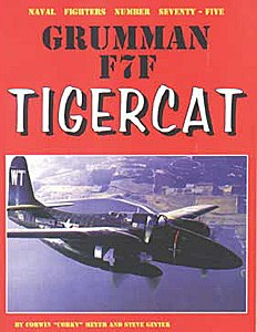 Naval Fighters # 75: Grumman F7F Tigercat