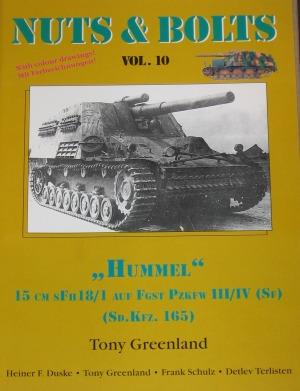 """Modellbau /""""Grille/"""" Sd.Kfz.138//1 Nuts/&Bolts 22: 15 cm slG33//2 t Sf auf GW 38"""