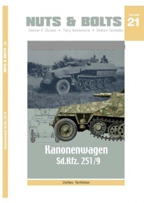 "Nuts & Bolts Vol. 21: Sd.Kfz.251/9 Kanonenwagen ""Stummel"""