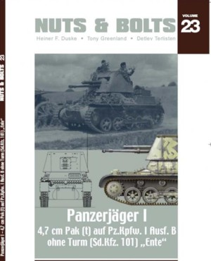 Nuts & Bolts Vol. 23: Panzerjäger I