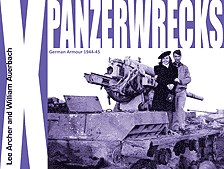 Panzerwrecks 10 - German Armour 1944-45