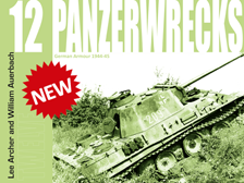 Panzerwrecks 12 - German Armour 1944-45