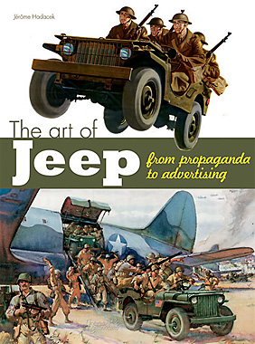 The Art of Jeep from Propaganda to Advertising