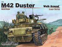 Walk Around No. 5705 (Color Series): M42 Duster
