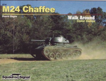 Walk Around No. 5714 (Color Series): M24 Chaffee