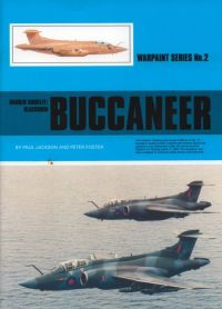 Warpaint No. 02: Hawker Siddeley / Blackburn Buccaneer