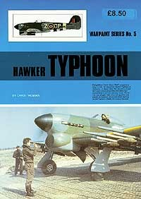Warpaint No. 05: Hawker Typhoon