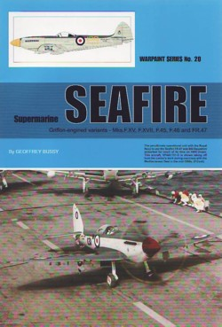Warpaint No. 20: Supermarine Seafire