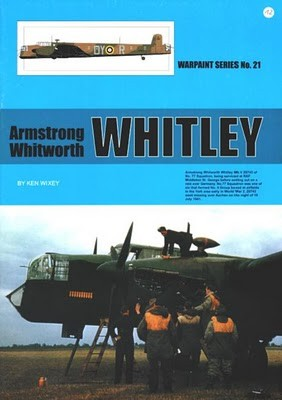 Warpaint No. 21: Armstrong Whithford WHITLEY