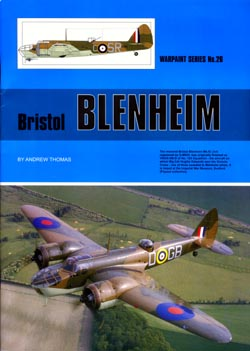 Warpaint No. 26: Bristol Blenheim